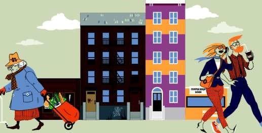 La gentrificación y los precios de la vivienda en Barcelona